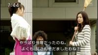 ほうき武器にするジャ・・・優子かわいい