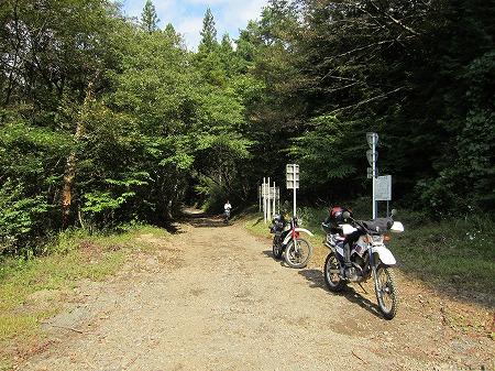 林道盛里線 2