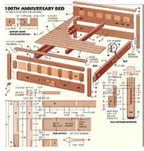 timber furniture plans