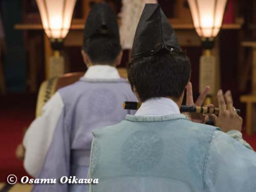 上ノ国町 石崎八幡神社 神楽太鼓