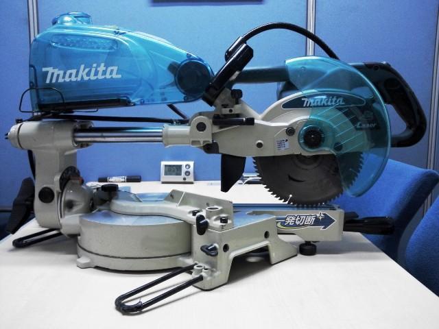 中古工具の買取販売ショップ マシンMUGEN マキタ makita スライドマルノコ LS0716FL 中古電動工具 中古機械工具