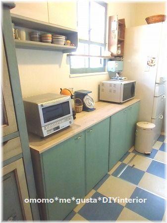 キッチンカウンター2012