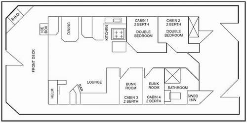 House Boat Plans