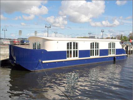 Houseboat Design Plans