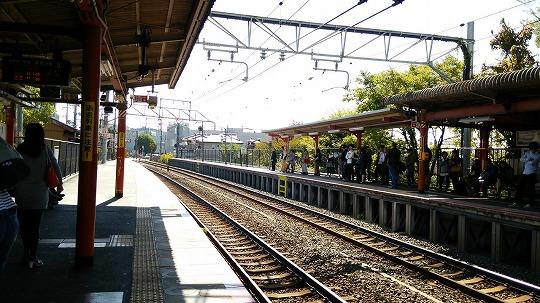 稲荷駅 4