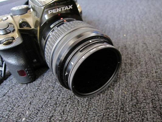 レンズフィルター 3