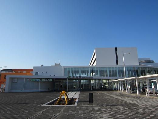 稚内駅 1