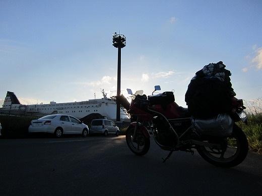 苫小牧東港 3