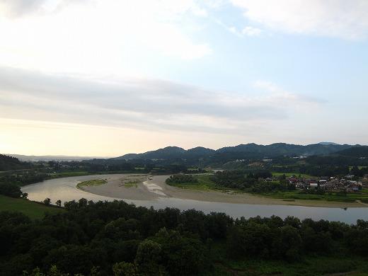越後川口SA 4