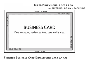 Business card dimension australia choice image card design and business card size cm australia images card design and card template standard business card size in cheaphphosting