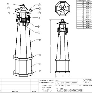 Pdf Plans Wood Lighthouse Plans Download How To Build Wood Handrails on outdoor menu