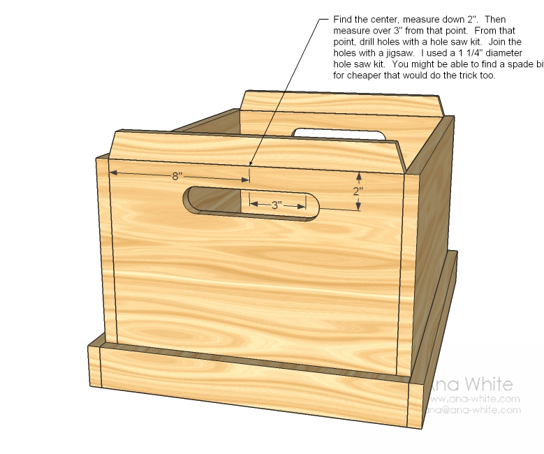 How To Build Diy Wooden Toy Box Plans Plans Woodworking Playhouse