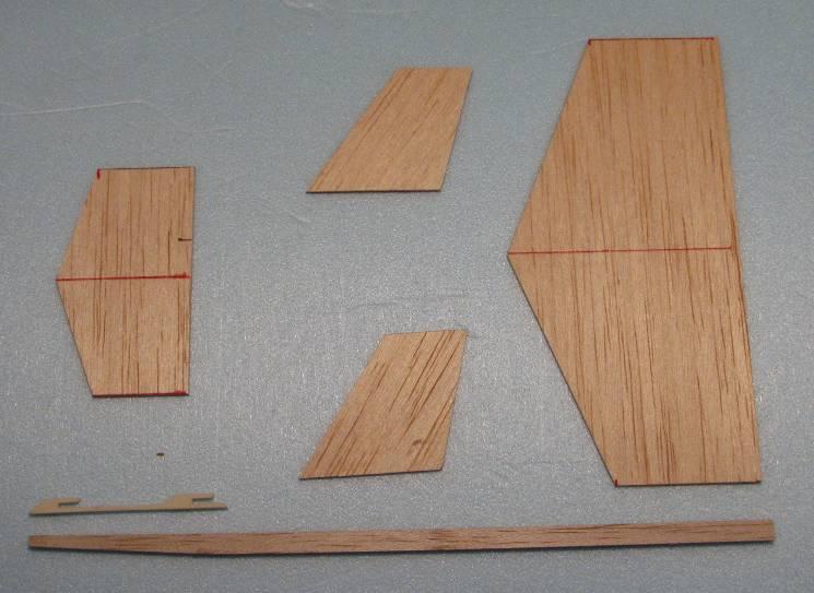 balsa wood glider plans free
