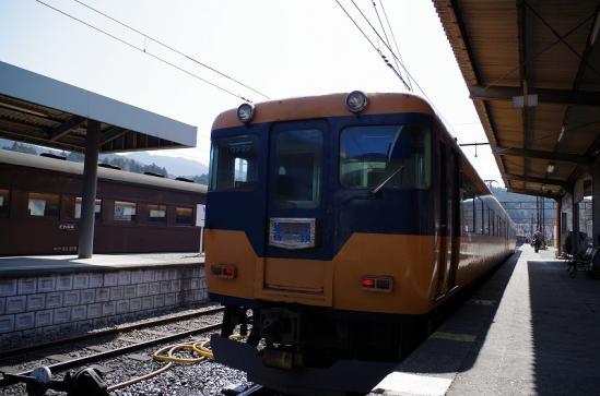 千頭駅 1