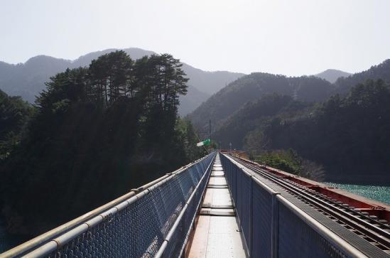 奥大井湖上駅 7