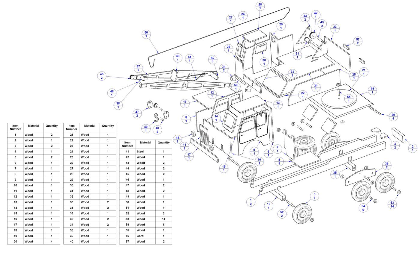 Free Model Plans How To And Diy Building Plans Online Class