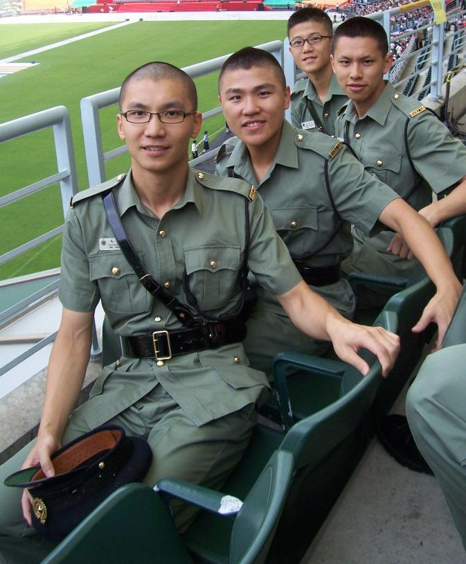 制服 * 美男 ... 香港懲教署