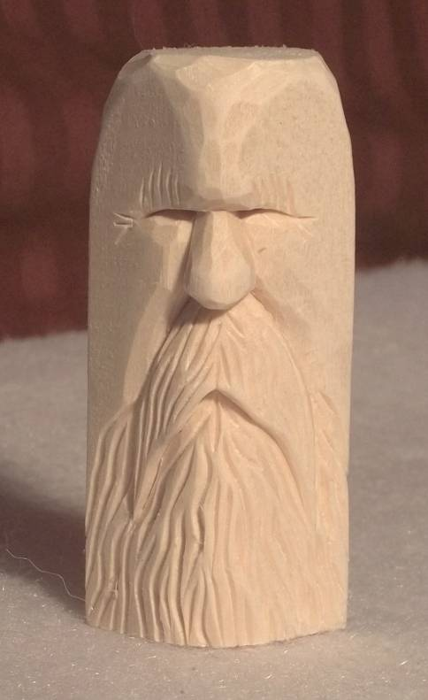 simple small wood carving projects