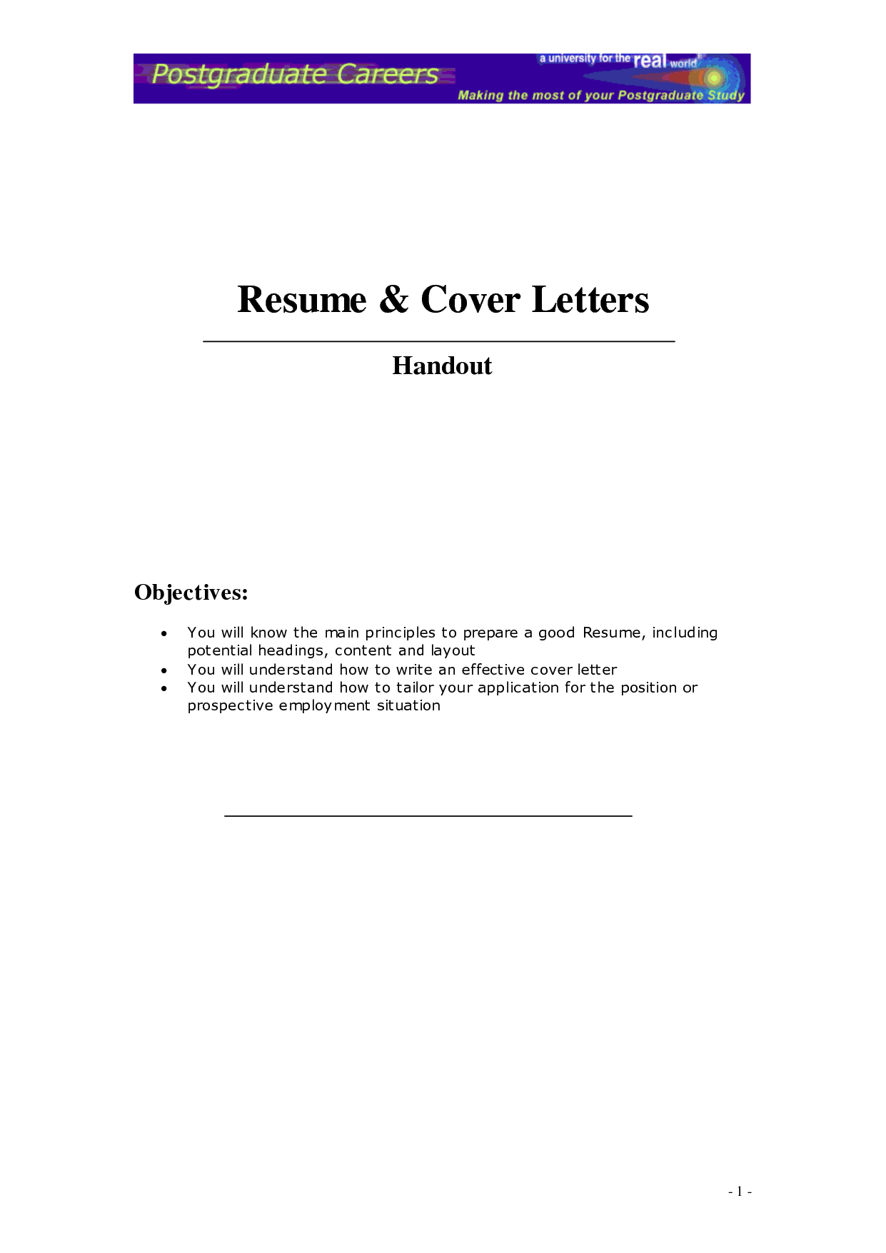 resume cover letter template we provide as reference to make – Making Cover Letter