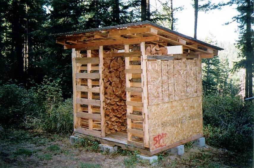 Pallet Shed Plans How to Build DIY by 8x10x12x14x16x18x20x22x24     Pallet Shed Plans