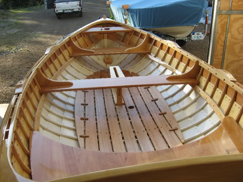 Clinker Building Products : Methods to build modern wooden boats zehicov