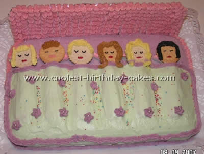 Pictures Of Cakes Decorated