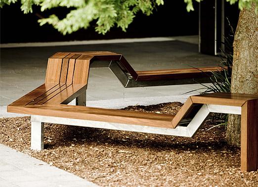 Landscape Benches