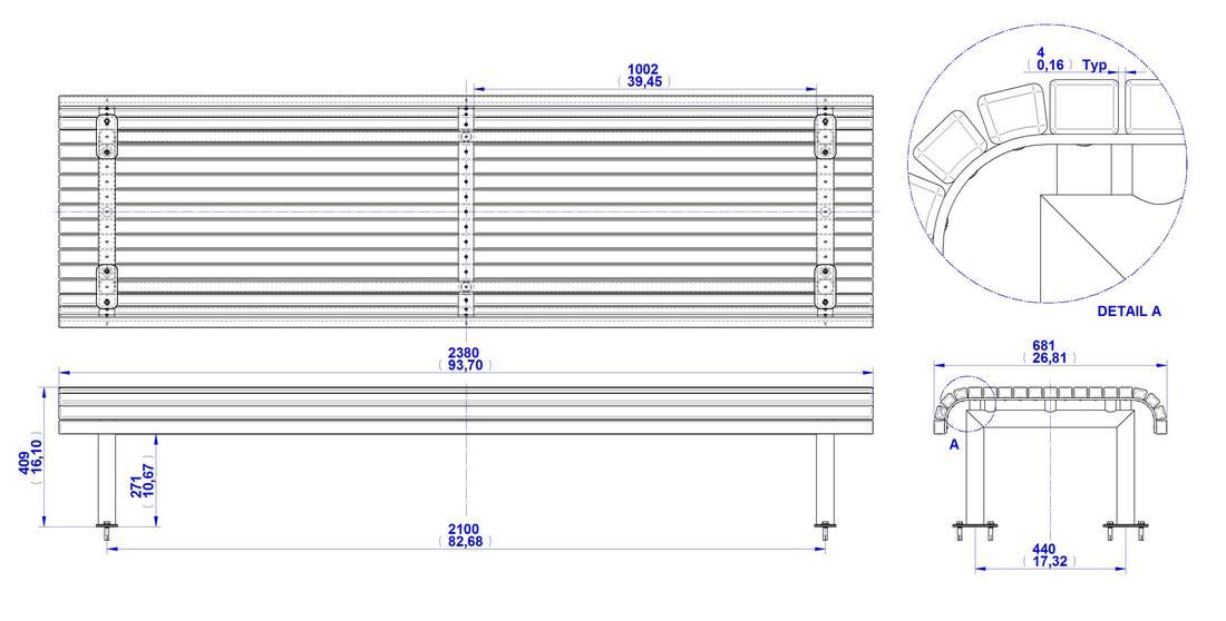 plans park bench