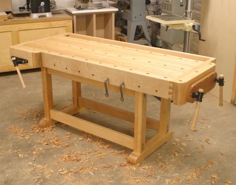 Wood Work Benches Diy Blueprint Plans Download Buy Wooden