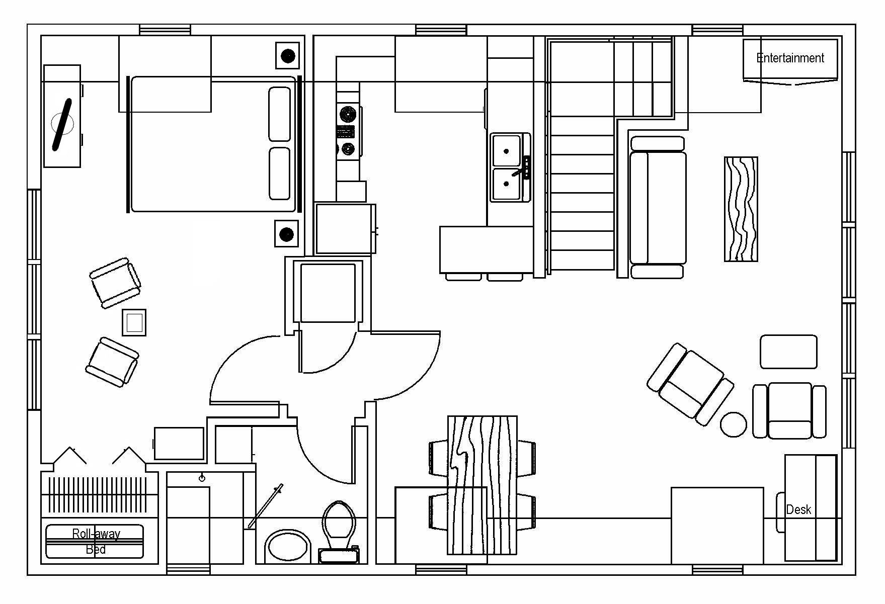 Furniture Floor Plans
