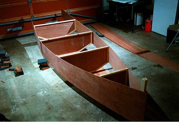 September 2012 alehygah for Plywood fishing boat plans