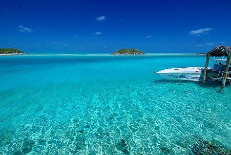 世界の綺麗な海