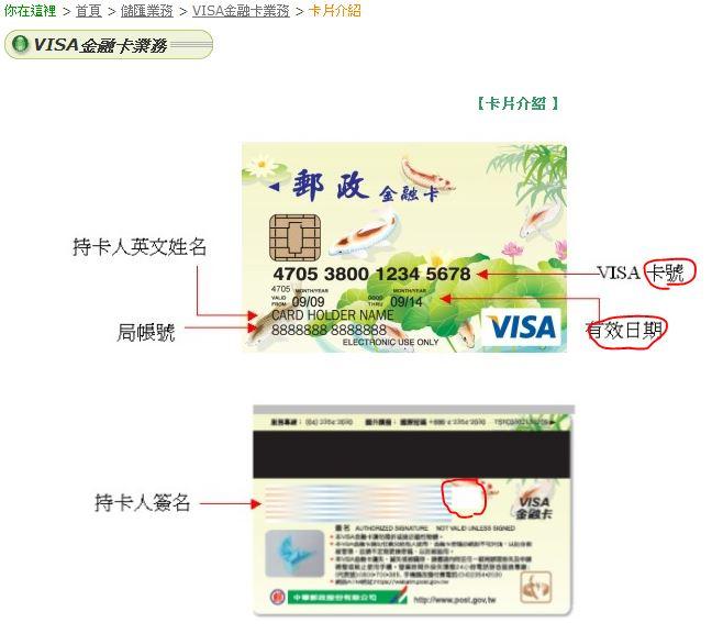 【教學】如何在GOOGLE錢包裡設定郵局VISA卡 - 山奈電波塔