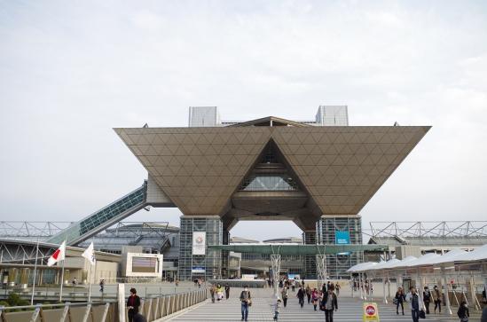 東京ビックサイト 2