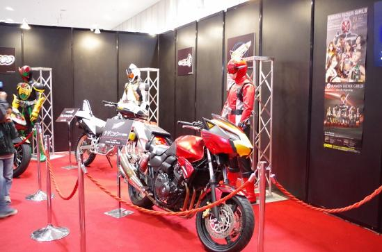 モーターサイクルショー 1