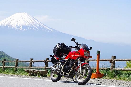 御坂峠 5
