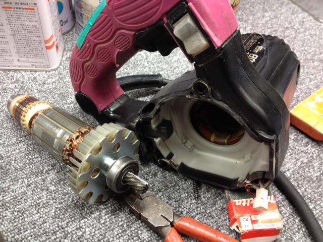 中古工具の買取販売ショップ マシンMUGEN 電動工具修理 機械修理販売 機械整備 分解整備 オーバーホール