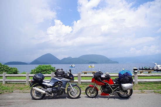 洞爺湖 2