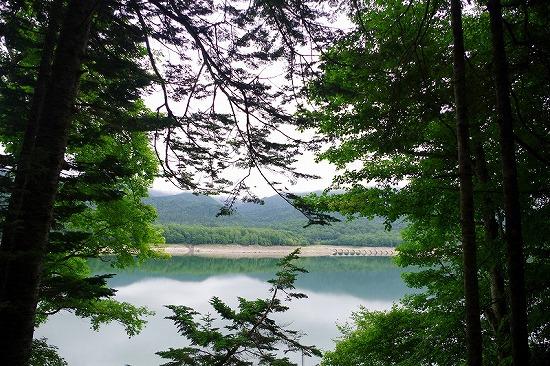 糠平湖 5