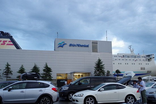 苫小牧東港 1