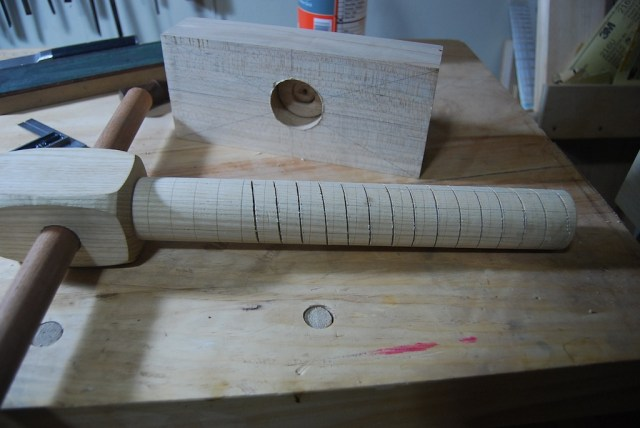 Wooden Vise
