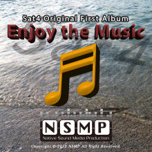 Dual's Sat4のぶらっと音楽-Sat4 Original First Album 『Enjoy the Music』