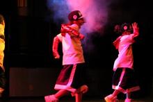 横浜/都筑区/緑区/港北区 新横浜/センター北 キッズダンススクール「Angelo★」 HIPHOP JAZZ