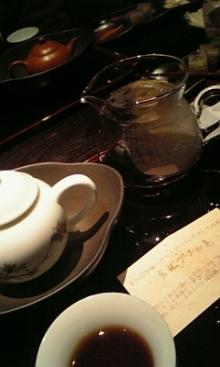 「あるがままに生きる」-中国茶