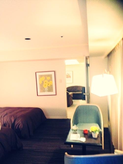 $「あるがままに生きる」-ホテル