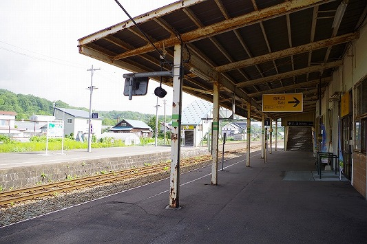 ニセコ駅 3