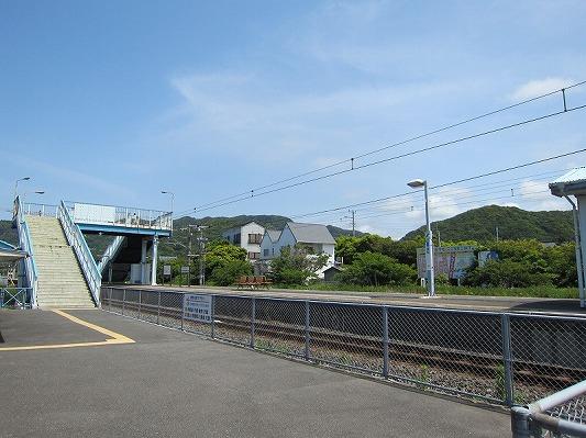 保田駅 1