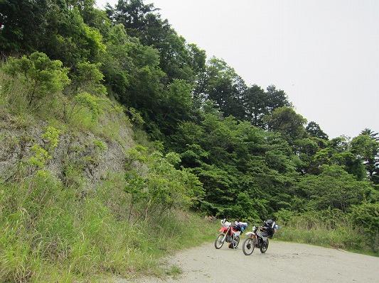 横尾林道 1
