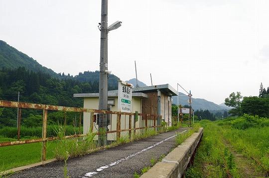会津塩沢駅 1