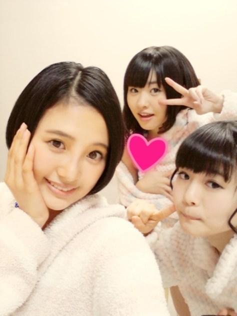 140218HKT48-AKB48兒玉遥(はるっぴ)-穴井千尋(ちーちゃん)1